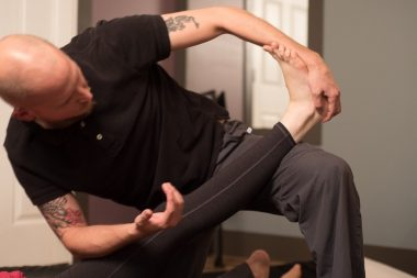 Balancing the Body's Energy with Thai Massage