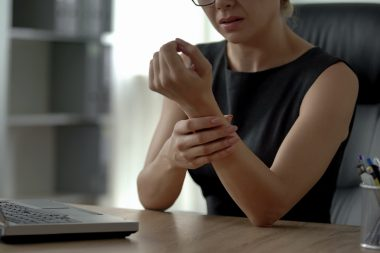 Carpal Tunnel Syndrome & Massage