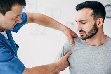 Frozen Shoulder & Massage